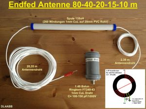 Antenne_Endfed_PD7MAA_2